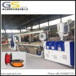 Cheap 15-30kg/H Capacity 3d Printer Filament Making Machine PLC Control System for sale