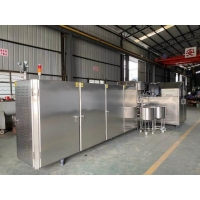 Cheap Automatic Sugar Cone Baking Machine With Advanced PLC System for sale