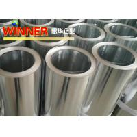 Cheap High Tensile Strength Aluminum Strip Roll For Polymer Welding Good Processing Performance for sale