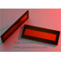 Cheap Custom Uncoated Square B270 / Visible Windows / Protective Optical Window Lenses for sale