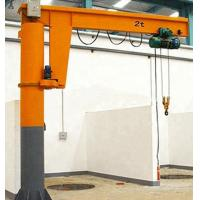 China 1 Ton 2 Ton Fix Overhead Jib Crane / Rotary 360 Degree Arm Swing Jib Crane on sale