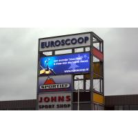 Buy cheap High Resolution P20mm Outdoor Full Color Led Display Boards With 4096 Pixel from wholesalers