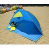 Buy cheap sun shade beach canopy from wholesalers