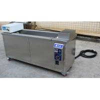 Cheap Sus304 Anilox Roller Sonic Cleaning Machine , Customized Ultrasonic Industrial Cleaner for sale