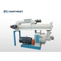 Buy cheap Small Professional Ring Die Grass Feed Pellet Mill With 55-160kw Power from wholesalers