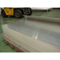 Cheap High Precision Aluminum Heat Transfer Sheet With Alloy 1050 Mill Finish Surface for sale