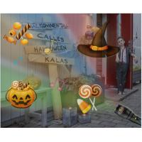 Cheap 2000mAh Halloween Light Projector , 12 Pattern Music Playing Holiday House Projector for sale
