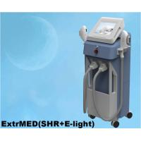 Cheap Vertical AFT SHR OPT ipl treatments Hair Removal Device , Intense Pulsed Light Hair Removal Machine for sale