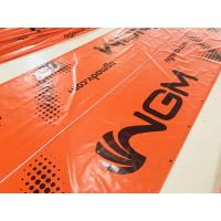 Buy cheap Transportation Tarpaulin Truck Cover 550gsm , PVC Tarpaulin Cover For Lorry from wholesalers