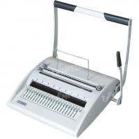 Cheap Comb and Wire Binding Machine CB-ST800 with CE Certificate for sale