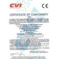 JOYWINS HARDWARE INDUSTRY LIMITED Certifications