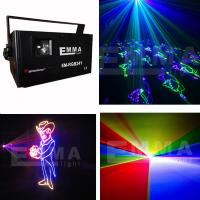 Cheap 2w Rgb Animation Laser Light Dj Stage Lighting Lasers for sale