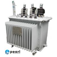 Cheap Three Phase Amorphous Alloy Transformer 6.6 KV - Class Oil Immersed Transformer for sale
