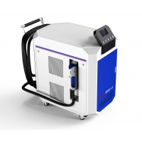 Cheap IPG Handheld Laser Cleaning Machine for sale