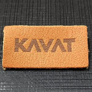 Cheap Custom Embossed Faux Leather Patches Heat Press Labels For Jeans Denim for sale