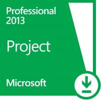 Cheap 32 / 64 Bit Microsoft Project Professional 2013 Retail License Digital Download for sale