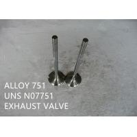 Cheap UNS N07751 Exhaust Valve Alloys Inconel® Alloy 751 Precipitation Hardenable for sale