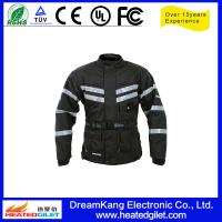 Cheap Winter heated Motorcycle Jacket design for 2015 for sale