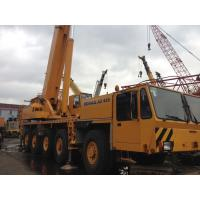 China Used Demag 150T Truck Crane on sale