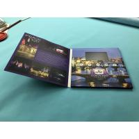 Cheap TFT Digital Video Brochure Printed Video Greeting Folder Cards 2.4/2.8/4.3 Inch 256mb for sale