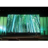 Cheap P4 UHD Outdoor Advertising LED Display For Rental Events Close Viewing Distance for sale
