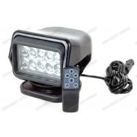 Cheap 50W 7 Inch LED Automotive Work Light 12 / 24 DC Cree LED Work Lights For Trucks for sale