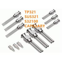 Buy cheap TP321 Stainless Steel Special Alloys Capillary High Temperature Resistance from wholesalers