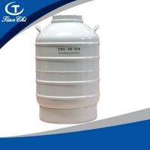 Cheap Tianchi Liquid nitrogen biological container 50BL210mm Liquid nitrogen tank YDS-50B-210 Cryogenic vessel 50L for sale
