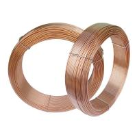 Cheap Best selling AWS A5.23 low alloy steel EM12K H08A Submerged arc welding wires for sale