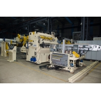 Cheap 3 Phase AC15kw 22 M/Min NC Coil Handling Equipment for sale