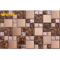 glass mosaic decorative tiles for kitchen backsplash sgs for sale