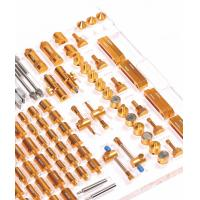 Buy cheap Gold Color CMM Fixture Kits / Coordinates Measurement Machine For Electronics from wholesalers