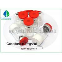 China Human Growth Hormone Peptide Gonadorelin 2mg Injection CAS71447-49-9 on sale