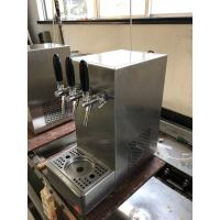 Cheap Desk Top Carbonated Water Filter Chiller Food Grade For Bar Restaurant Hotel for sale