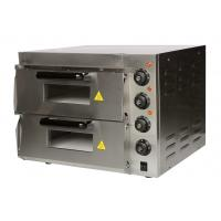 Cheap Stainless Steel Commercial Pizza Oven Electrical Stone Base Bakerstone Machine for sale