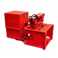 Cheap Compact Hydraulic Clamping Devices With 120Kn / 140Kn / 150Kn Axial Load For Gantry Crane for sale