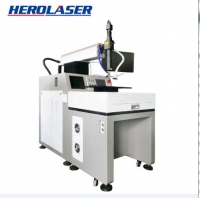 Cheap Three Dimension 400W Automatic Laser Welding Machine For  Metal Welding for sale