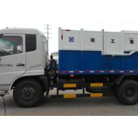Cheap XCMG Garbage Collection Truck, Dumping trucks / Garbage Dump Truck, XZJ5120ZLJ for collect and forward the refuse for sale