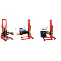 Cheap CA-F401 oil drum stacker, 400kg and 1350kg lifting height drum lifter with pedal for sale