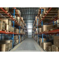 Quality Commercial Heavy Duty Pallet Racks With Powder Coated Finish For Warehouse wholesale