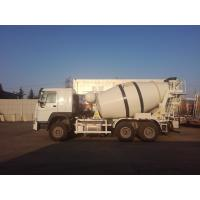 Cheap 8m3 Loading Capacity Used Concrete Mixer Truck With Intelligent Wechai Engine for sale