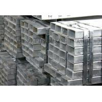 Cheap Cold Drawing Galvanized Steel Pipe for Military , BK BKS BKW ST44 Square Steel Tube for sale