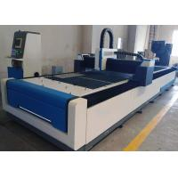 Cheap High Efficiency CNC Laser Cutting Machine 2000W 1500 X 6000mm For Aluminum for sale