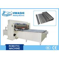 Cheap Hwashi 1 year warranty Stainless Steel Sheet Metal Welder Multi-point with Best price and  High efficiency for sale