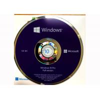 Cheap CD DVD Simple Package Windows 10 Professionnel Version Complete 100% Useful for sale