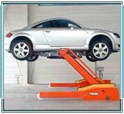 Cheap Electric 2 post vehicle lift for sale