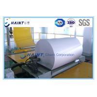 Cheap Paper Plant Paper Roll Handling Conveyor , Material Handling Conveyor Systems for sale