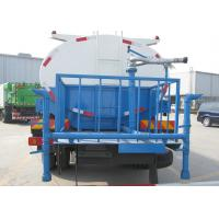 Cheap Water Tanker Truck XZJSl60GPS with the fuctions of sprinkling, dust control, low position spraying, insecticide spraying for sale