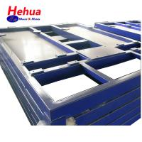 Cheap Automatic Machine Structural Sheet Metal Welding Parts Prefabricated Building for sale