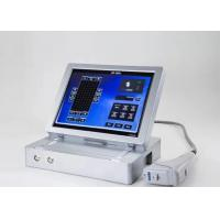 Cheap 20000 Shots 3D Hifu non surgical facelift machine 8 Cartridges With 1-11 Lines for sale